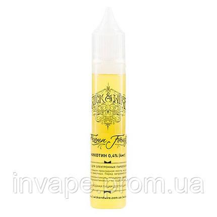Жидкость для электронных сигарет Wick&Wire - Frozen Forest (Лесные ягоды, мята) 30мл, 4 мг, фото 2