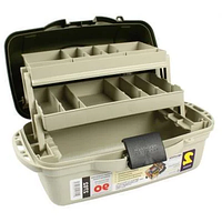 Ящик-органайзер рыболовный, 2 полки aquatech