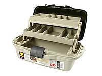Ящик-контейнер для рыболовных снастей