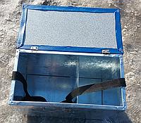 Ящик зимний для рыбалки оцинкованный