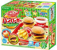 """Японские наборы """"Сделай сам"""" Popin Cookin Бургер"""