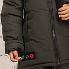 Теплая зимняя курточка для мальчиков - сезон 2019 - (модель КТ-640), фото 2