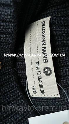 Вязаная шапка BMW Motorrad Knitted Beanie Cosy, фото 3