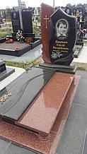 Памятники із граніту маславка на могилу