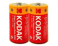 Батарейка KODAK R20 D  2/24/288шт, фото 1