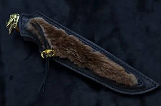 """Нож охотничий ручной работы """"Viking"""", M390, фото 3"""