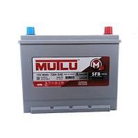 Акумулятор MUTLU SFB S3 6CT-80Ah/720A R+ Asia(Азія) Борт D26.80.066.C Автомобільний (МУТЛУ) АКБ Туреччина ПДВ