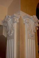 Гипсовая колонна