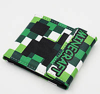 Кошелек Minecraft Creper