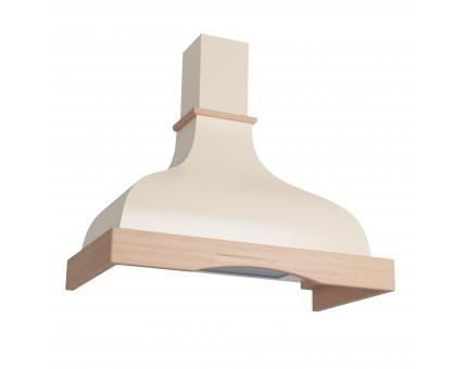 Вытяжка кухонная декоративная Eleyus Solo Country 1200 LED SMD 60 N