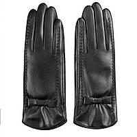 КОЖАНЫЕ И Замш.Длинные женские перчатки (только ОПТ)
