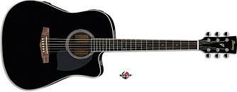 IBANEZ PF15ECE BK Електроакустічна гітара