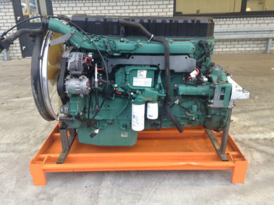 Двигатель Volvo D12 (Возможна установка на трактор или спецтехнику)