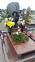 Елітні памятники на могилу з ангелом для дівчини