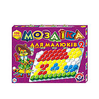 """Мозаика для малышей №2 """"ТехноК"""" арт. 2216 (Интелком)"""