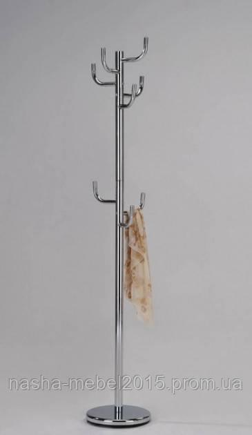 Вешалка для одежды напольная металлическая  W-115