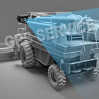 Видео контроль транспорта и техники АПК (сельхоз техники)