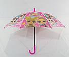 Детский зонт трость для девочек LoL, фото 2