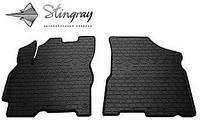 Коврики резиновые для CHERY Tiggo 2 17-  Перед (2шт) (STINGRAY)