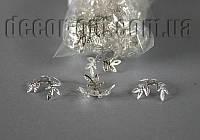 Фурнитура 13IL1212-4(0055) 15мм 12,4гр/~100шт