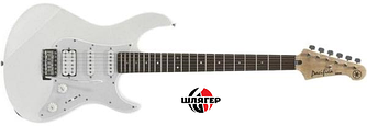 YAMAHA Pacifica 012 WH Електрогітара