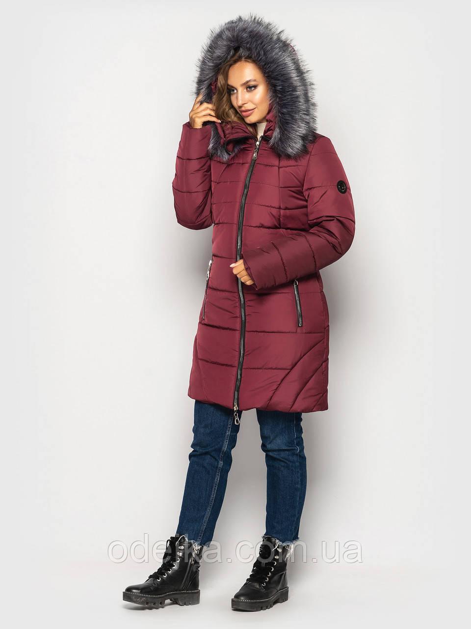 Зимняя куртка больших размеров