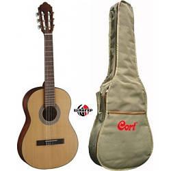 CORT® AC70 OP w / bag Класична гітара 3/4