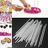Палочки для кейк-попсов, карамели и леденцов 10 см (10 штук)