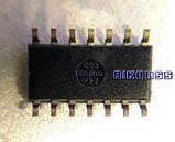 10 штук . HC125 TEXAS SN74HC125DR для CARPROG логіка . Malaysia . Оригінал ., фото 4