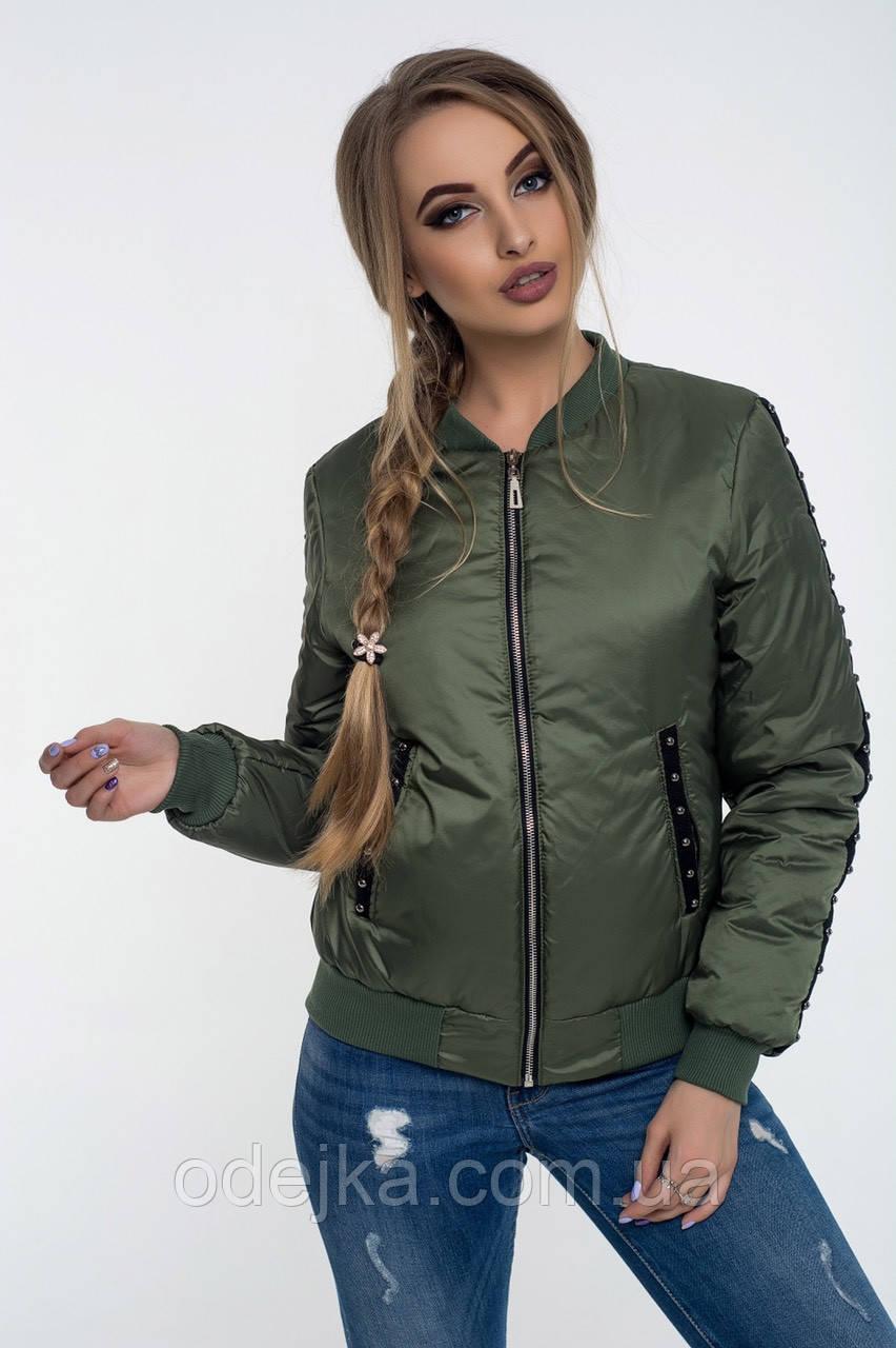 Женская демисезонная куртка К 0045 с 02