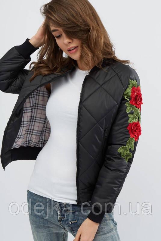 Демисезонная женская куртка К 0037 с 01