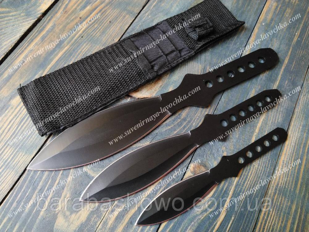 Ножи метательные Skiff 3633 3 в 1