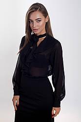 Блуза K&ML 484 черный 44
