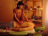 Аюрведический массаж спины