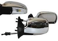 Зеркало боковое YH-3107 Chrome