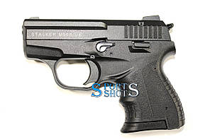 Сигнально шумовой пистолет Stalker 906 S/UK Black