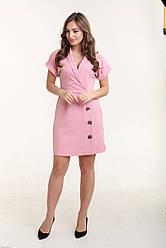 Платье K&ML 518 розовый 46
