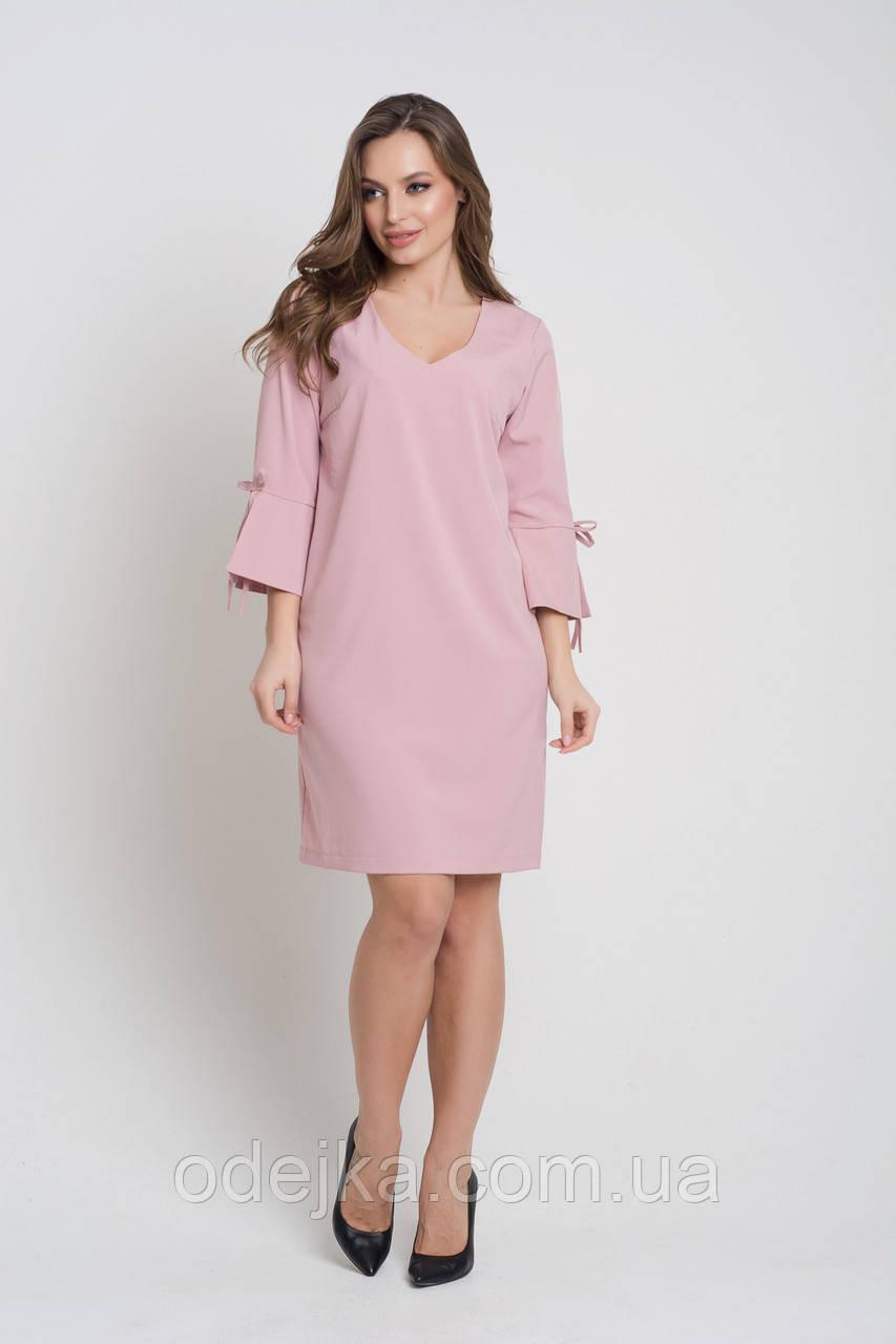 Платье K&ML 512 розовый 44