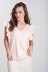 Блузка K&ML 485 розовый 44