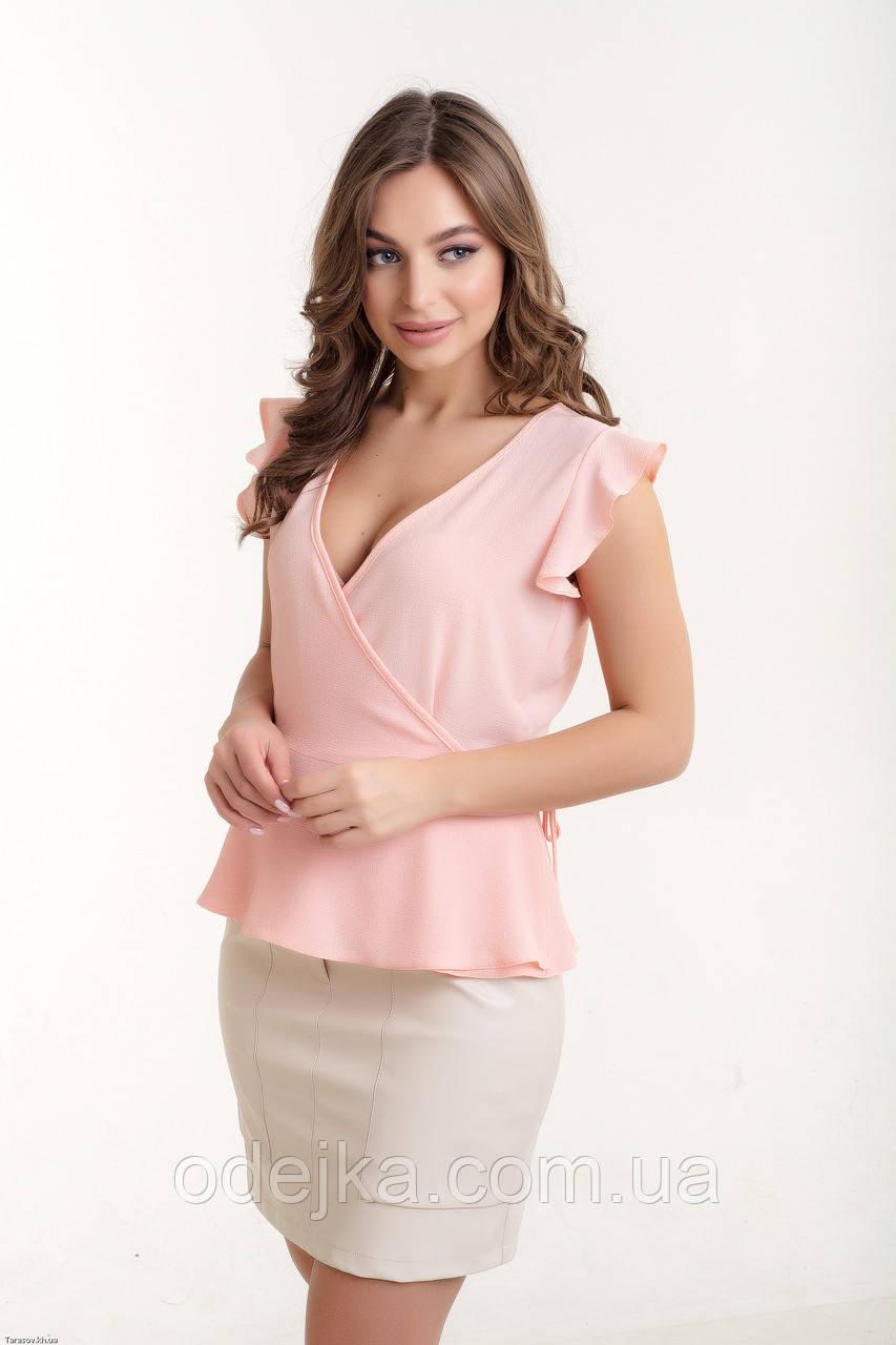 Блузка K&ML 486 розовый 44
