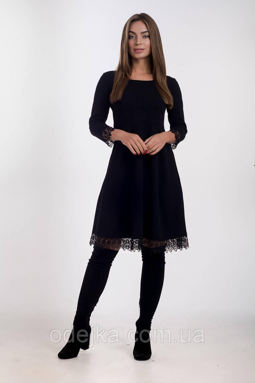 Сукня K&ML 505 чорний 44