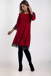 Сукня K&ML 505 червоний 46