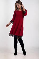 Сукня K&ML 505 червоний 48