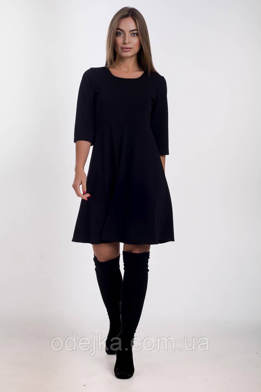 Платье K&ML 503 черный 48