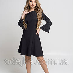 Сукня K&ML 509 чорний 46