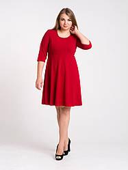 Платье K&ML 503 красный  50