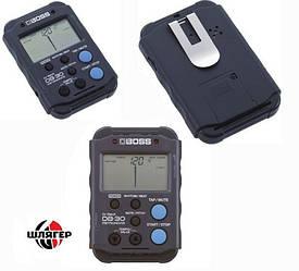 BOSS DB30 Метроном цифровой