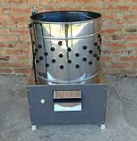 Машина для ощипа с автоматическим поливом, фото 4