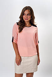 Блузка K&ML 314 розовый 44