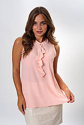 Блузка K&ML 520 розовый 46
